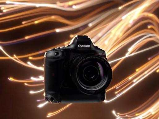 A Canon anunciou oficialmente a EOS-1D X Mark III