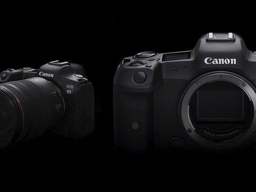 Anunciado o desenvolvimento da Canon EOS R5 - 8K Video e IBIS