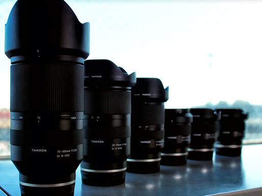 O primeiro teste de foco automático da Tamron 70-180 mm mostra que ele funciona extremamente rápido