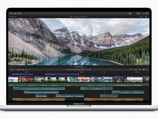 """O novo MacBook Pro de 16"""" chegou!"""