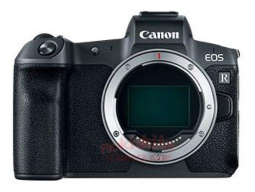 Canon EOS R Mark II será anunciada antes da Photokina 2020