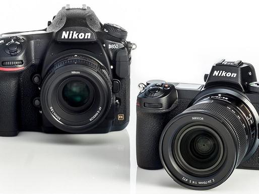 No próximo mês, você poderá transmitir ao vivo com sua câmera Nikon