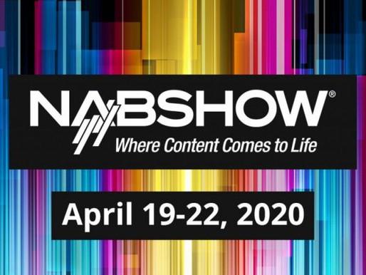 NAB 2020 é oficialmente cancelada