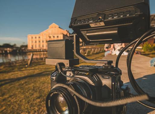 Atualização de Firmware: Lançado o Blackmagic Camera Setup 6.8