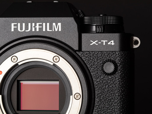 Fujifilm X-T4: review inicial