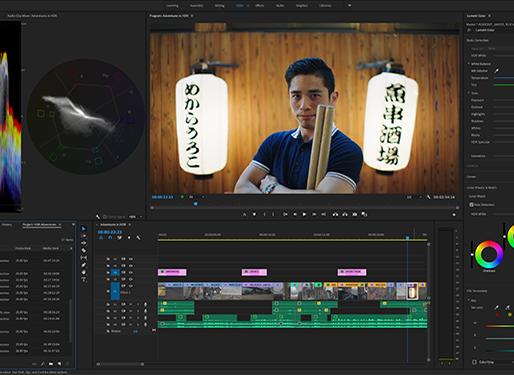 Adobe anuncia novas ferramentas e recursos para vídeo