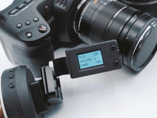 Atualização do controlador da câmera PBC Pocket Cinema