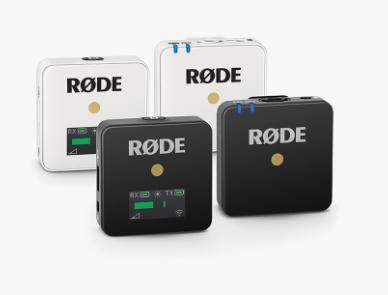RØDE Wireless GO agora disponível na cor branca