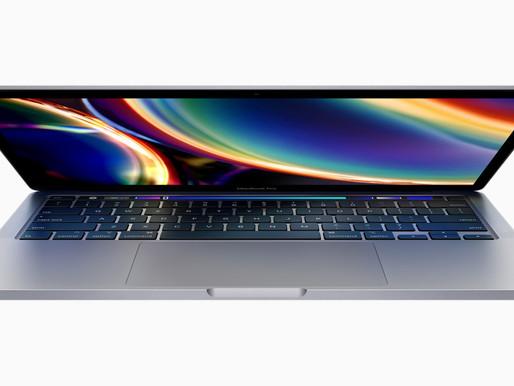 """MacBook Pro 13"""" atualizado para 2020: novo teclado e mais desempenho"""