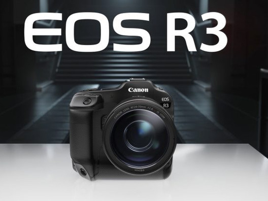 A Canon anuncia oficialmente a EOS R3: uma potência autofoco 6K RAW