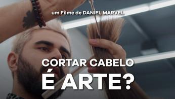 CORTAR CABELO É ARTE? C/ LÉO CREATIVE