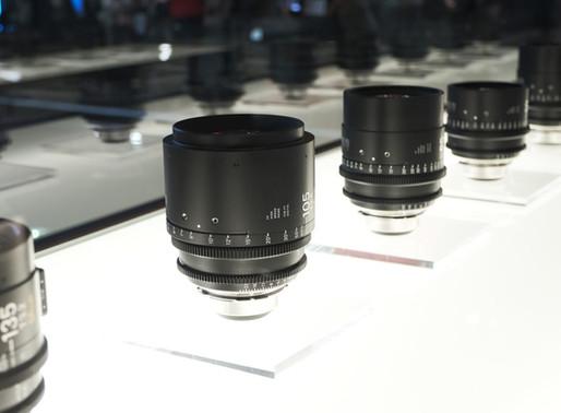 Anunciado preço do conjunto de lentes SIGMA Classic Prime 10