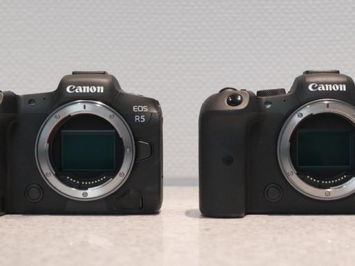 Anunciada Canon EOS R5 com vídeo RAW 8K e Canon R6 com 4K 10 bits