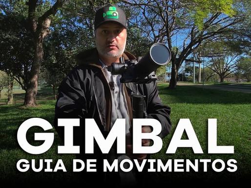 Aula grátis: Movimentos de Gimbal