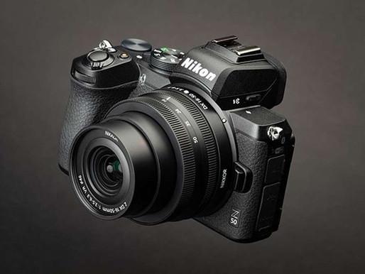 Novas câmeras mirrorless Nikon Z30 e Z70 APS-c em breve