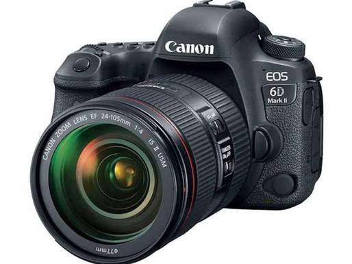 Atualizações de firmware de segurança da Canon lançadas para 11 câmeras