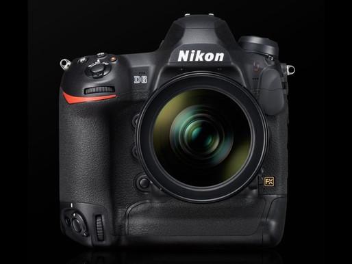 As especificações da Nikon D6 vazaram: cartões CFExpress duplos, vídeo 4K e AF aprimorado