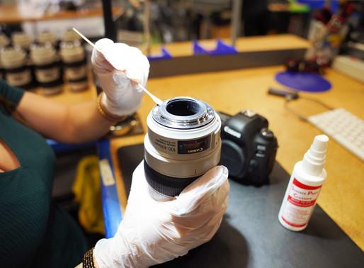 Descubra como limpar suas lentes durante a COVID-19