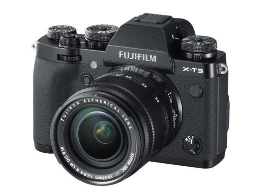Fujifilm lança atualizações de firmware para X-T3, X-Pro3, X-T100, X-A7, X-A5, XF10, XP140