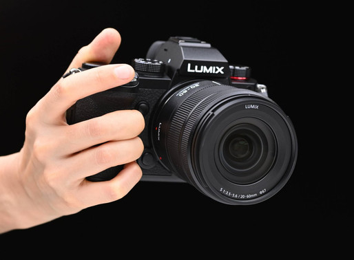 Panasonic Lumix S5 é lançada oficialmente