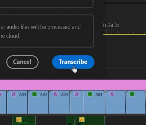 Adobe Premiere Pro lançará recurso que adiciona legenda automaticamente