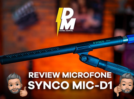 Review MIC-D1 da Synco