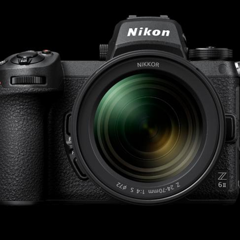 Nikon anuncia duas novas câmeras: a Nikon Z 6II e a 7II