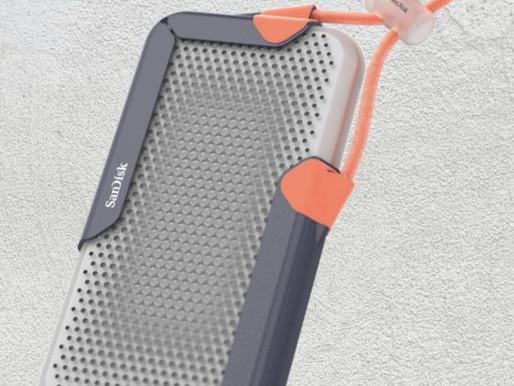 Lançamento: SSD portátil Sandisk de 8TB SuperSpeed 