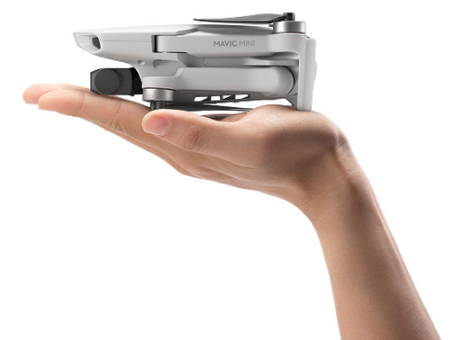 Lançamento do novo drone da DJI - Mavic Mini
