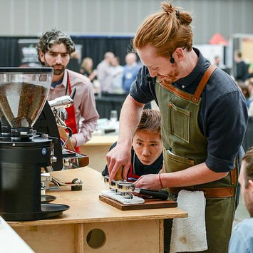 What is a Barista Competition?