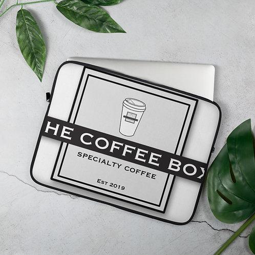 The Coffee Box Laptop Sleeve