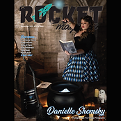 Cover 2 of Rocket Magazine Witchy Ways Sep 2020 Issue