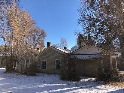 Gilbert Brewery residence 2020 Virginia City, Montana