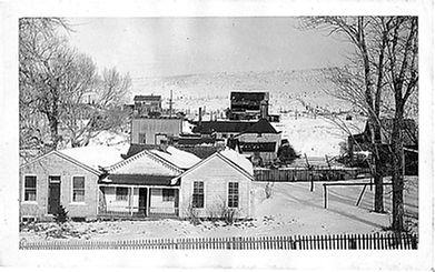 Gilbert Brewery Complex Virginia City, Montana 1930 - 1940