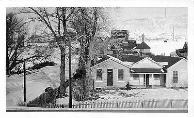 Gilbert Brewery Complex 1930-1940 Virginia City, Montana