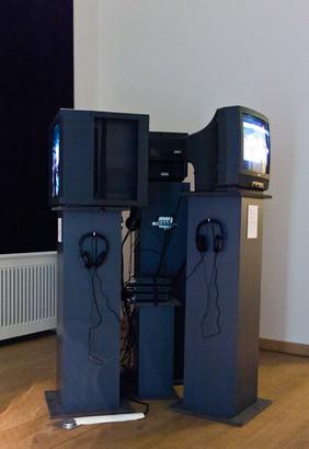 media installation