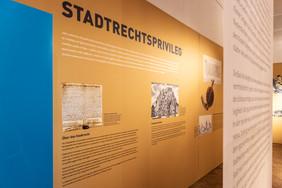 Room 2 - History / text wall