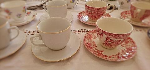 Afternoon Tea Crockery