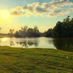 Rood Ashton Lake