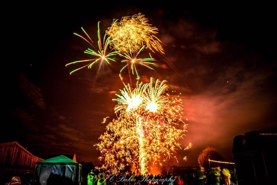 Ashton Firework Night 2017