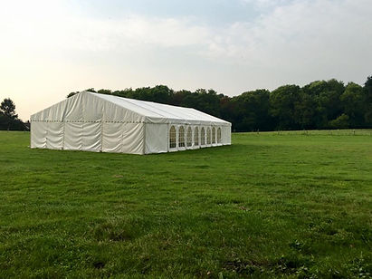 R&B Marquee Hire