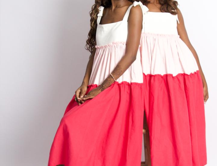 Alali Dress