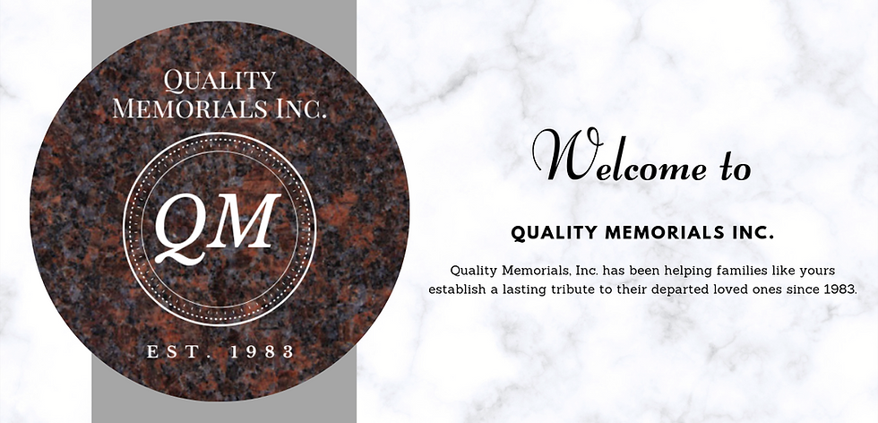 Welcome to Quality Memorial Inc.