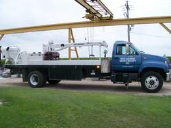 Setting Truck