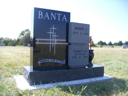 BANTA, ROBERT & PAMELA FRONT.JPG