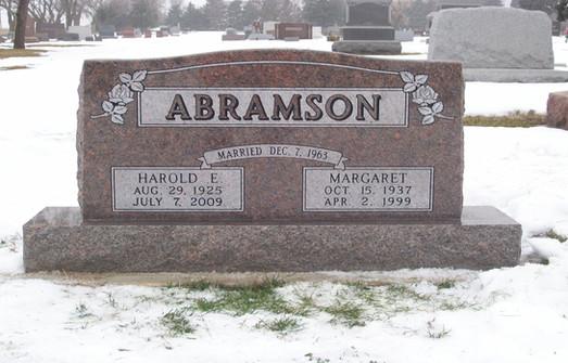 ABRAMSON, HAROLD AND MARGARET.JPG