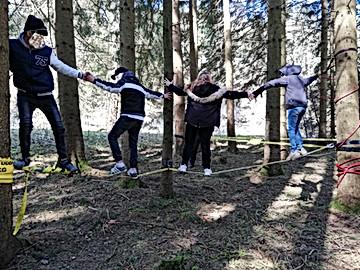 Erlebnispädagogik Soziale Gruppenarbeit