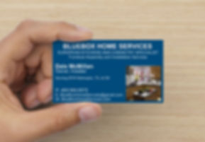 Bluebox Home Services contact inforation