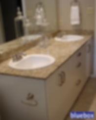 IKEA base sink cabinetry