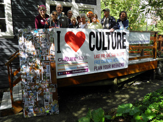 Celebrate Culture Days & World Rivers Day This Week-end!